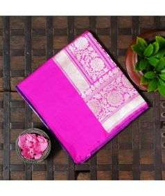 Handloom Banaras Silk Saree Style 8