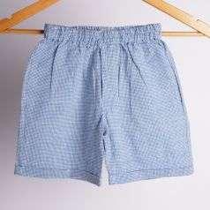 Boys Muslin Shorts Design 3 9-10 yrs