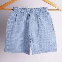 Boys Muslin Shorts Design 3 3-4 yrs