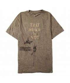 Unisex Cotton That Which is Not Printed T-shirt - Olive
