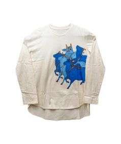 Women Organic Cotton Nandi T-Shirt - Off White