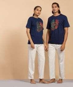 Men Organic Cotton Padam T-Shirt