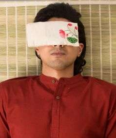 Indian Experience Eye Pillow