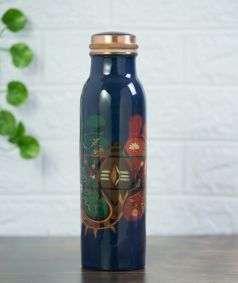 Padam Copper Water Bottle, 950 ml