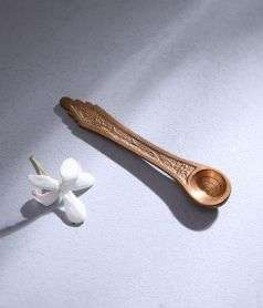 Sannidhi Copper Spoon