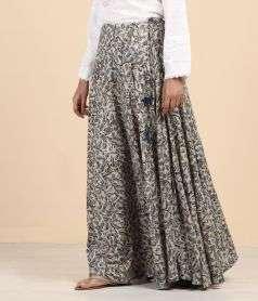 Kalamkari Long Skirt