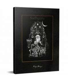 Sadhguru Photo Book by Raghu Rai (Standard Edition)