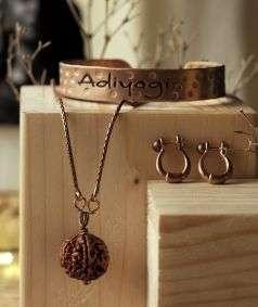 Adiyogi Rudraksha Gift Pack