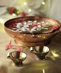 Traditional Diwali Decor Set
