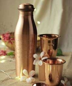 The Water Doctor Copper Gift Set