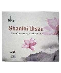Shanthi Utsav Music CD