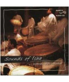 Exuberance of the Unmanifest Music CD - Sounds of Isha