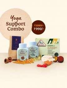 Yoga Support Combo