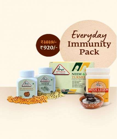 Everyday Immunity Pack